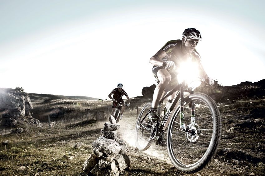 Terrengsykkelsko Sykkelsko til terrengsykling Til