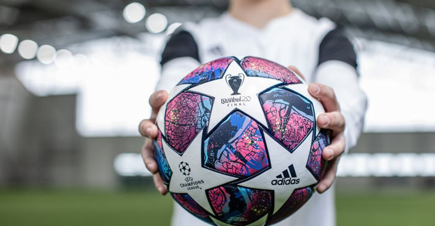 Adidas Champions League football 2020
