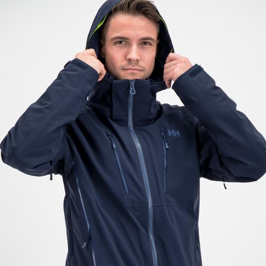 Alpha 3.0 Jacket, skijakke herre