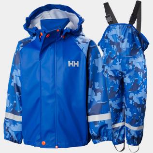 Helly Hansen Junior Oslo Helly Tech Jacket Black 12 years