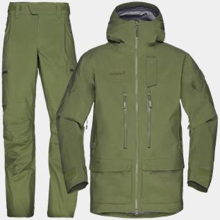 Best pris på Norrøna Forelhogna Warm1 Jacket (Dame) Jakker
