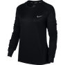 Miler Long Sleeve Running Top Plus Size, treningsgenser dame