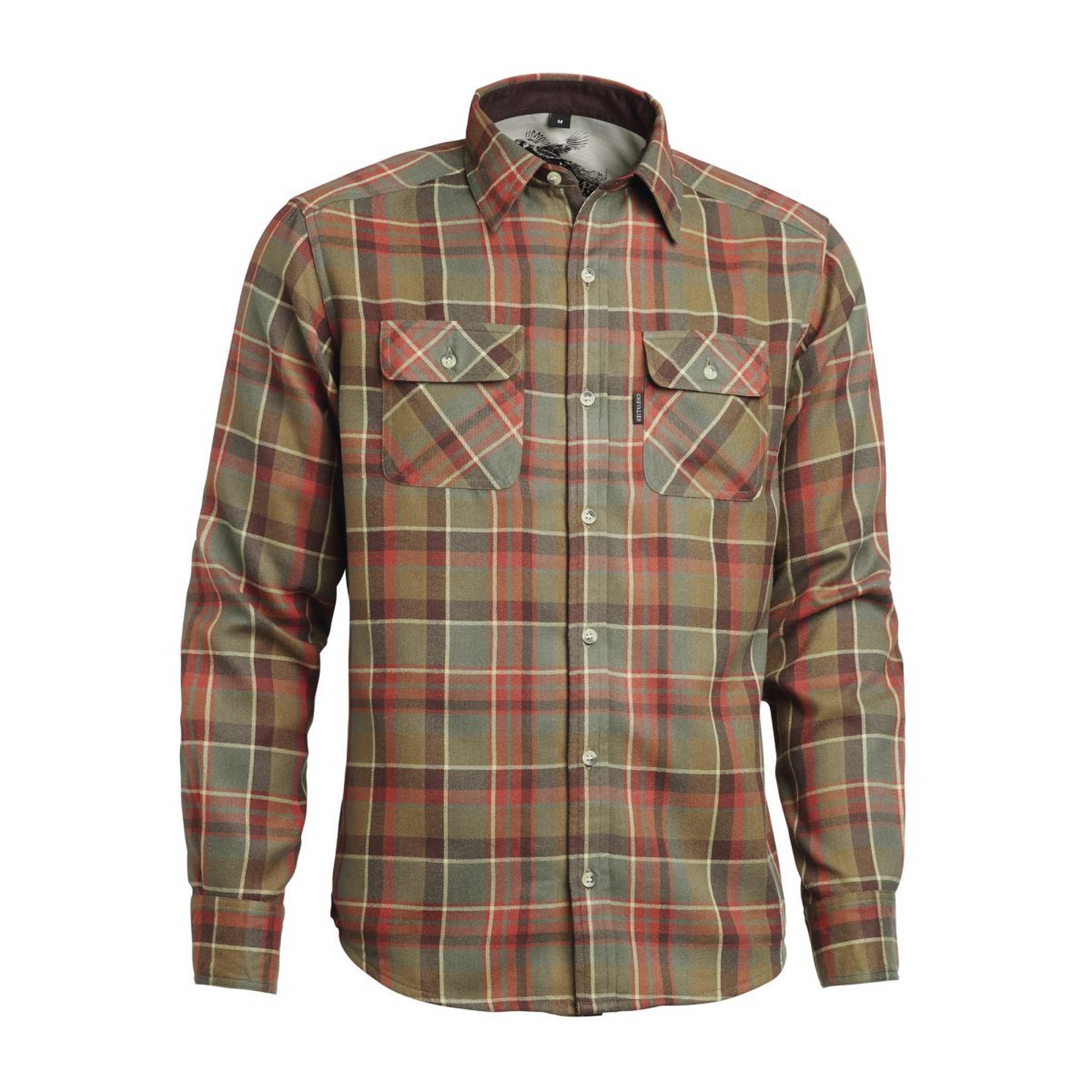 Chevalier Colford, skjorte Multicolor Skjorter | XXL