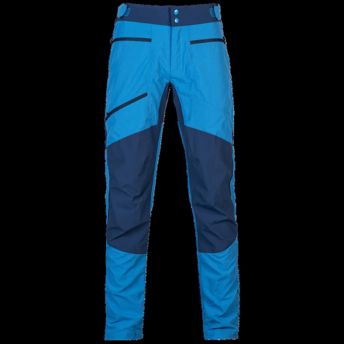 3c6e909f Neomondo Cavan Softshell Mns Indigo Blue - Blå - Softshellbukser   XXL