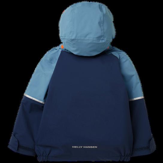 Helly Hansen K Shelter Jacket, skalljakke barn Rød