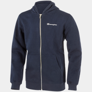 Hooded Full Zip Sweatshirt, hettejakke junior