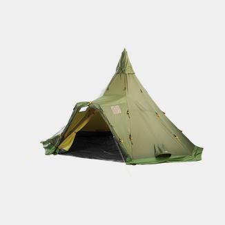 Campx Top Camp, campingtelt Grønn Camping Telt   XXL
