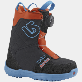 Snowboard Boot Grom Boa Jr, snowboardstøvel, junior