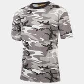 Phoxx Camo, t skjorte Grønn T shirts | XXL
