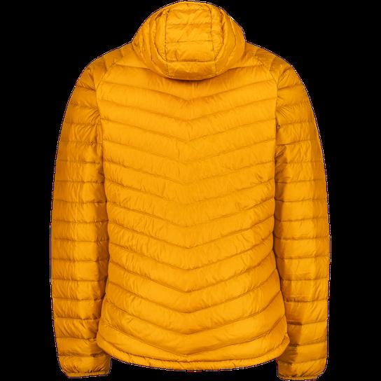 Bergans Romsdal Down Light Jacket, dunjakke dame yellow