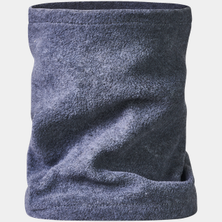 Fleece Neck Usx GREY MELANGE