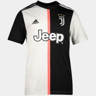 adidas Juventus Home Shirt 2018 2019 Junior