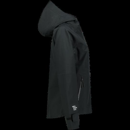 Neomondo Stryn 3 Layer Jacket, skalljakke dame Svart