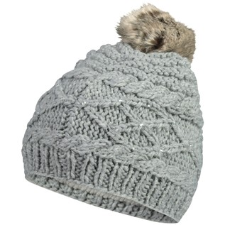 Claire Beanie HEATHER GREY