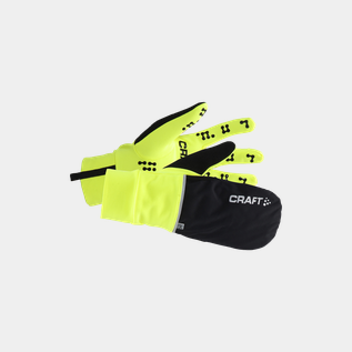 Hybrid Weather Glove, løpehansker unisex