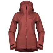 Stranda Insulated Hybrid Jacket W BeetRed