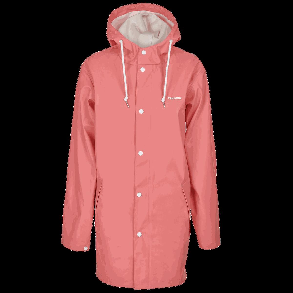 30300f1e Tretorn Wings Rain Jacket, regnjakke dame - Rød - Regnjakker | XXL
