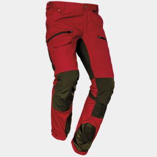 Chevalier Alabama Vent Pro Pant color, fritidsbukse Rød Jaktbukser | XXL