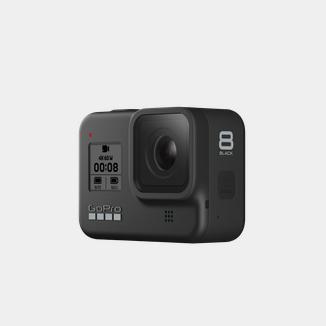 GoPro Compact Case, kompakt bærbar kameraveske Multicolor