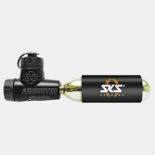 Airbuster CO2 inflator, CO2-pumpe