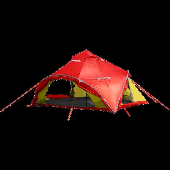 Bergans Wiglo LT4 Pers Tent, telt Rød Telt | XXL