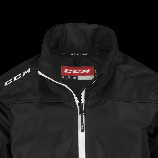 CCM HD Jacket, varmejakke junior Rød jakker | XXL