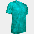 UA Tech 2.0 Short Sleeve Printed, t-skjorte herre