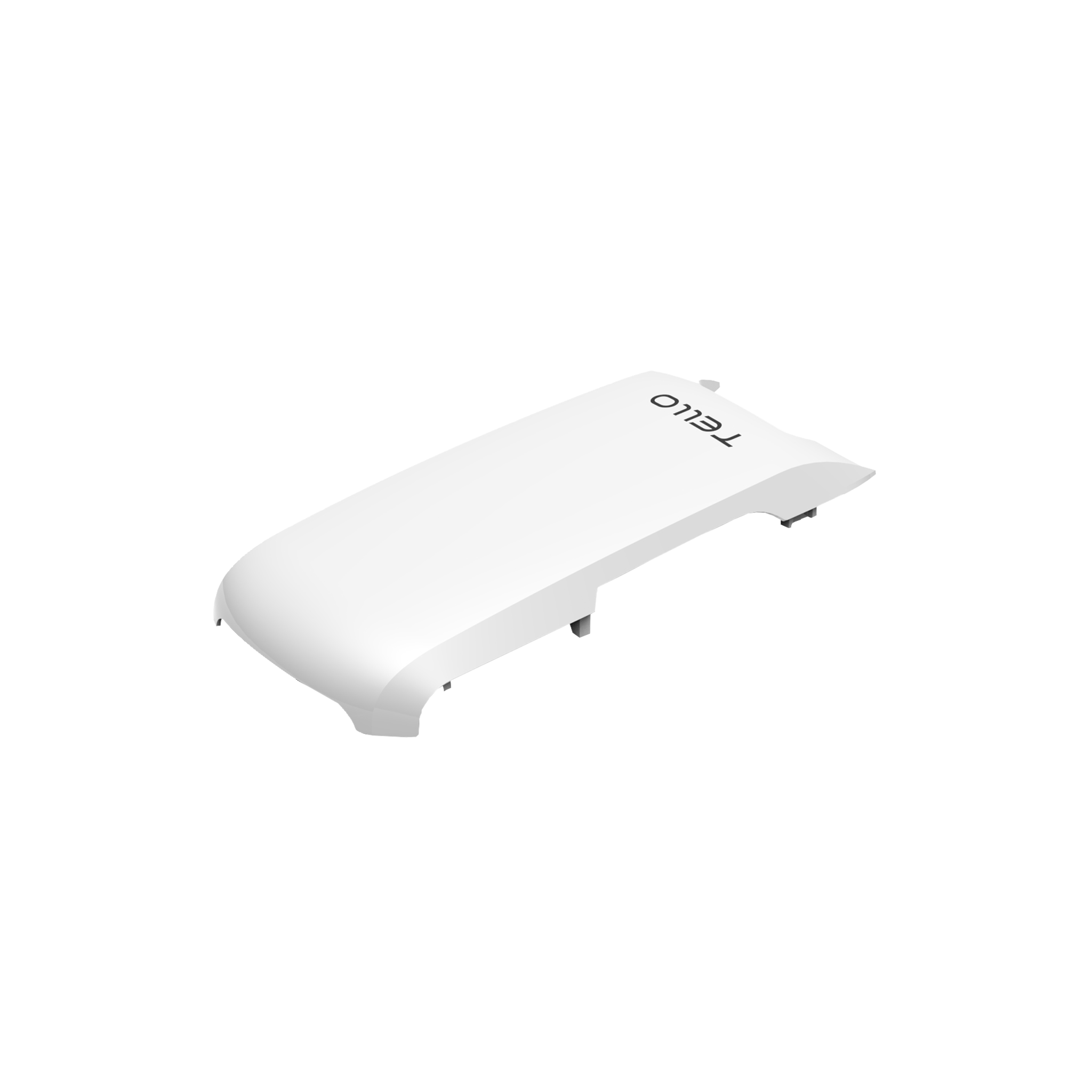 Tello Snap on cover White Part 6, dronedeksel