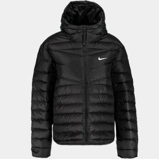 Nike Windrunner Down Jacket, dunjakke dame Svart Dunjakker | XXL