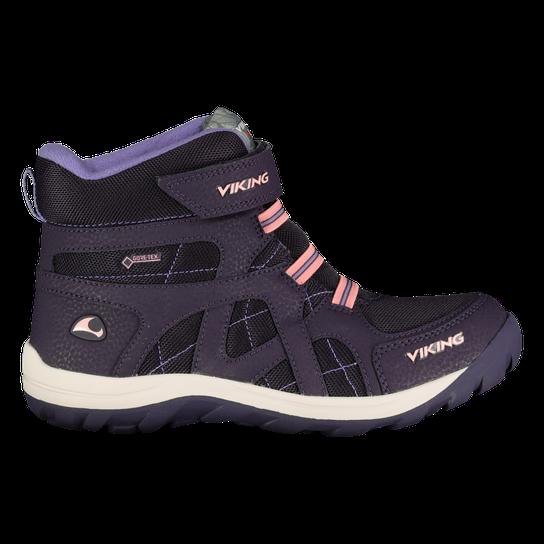 Viking Kyla GTX, vintersko barn Purple Vintersko barn   XXL