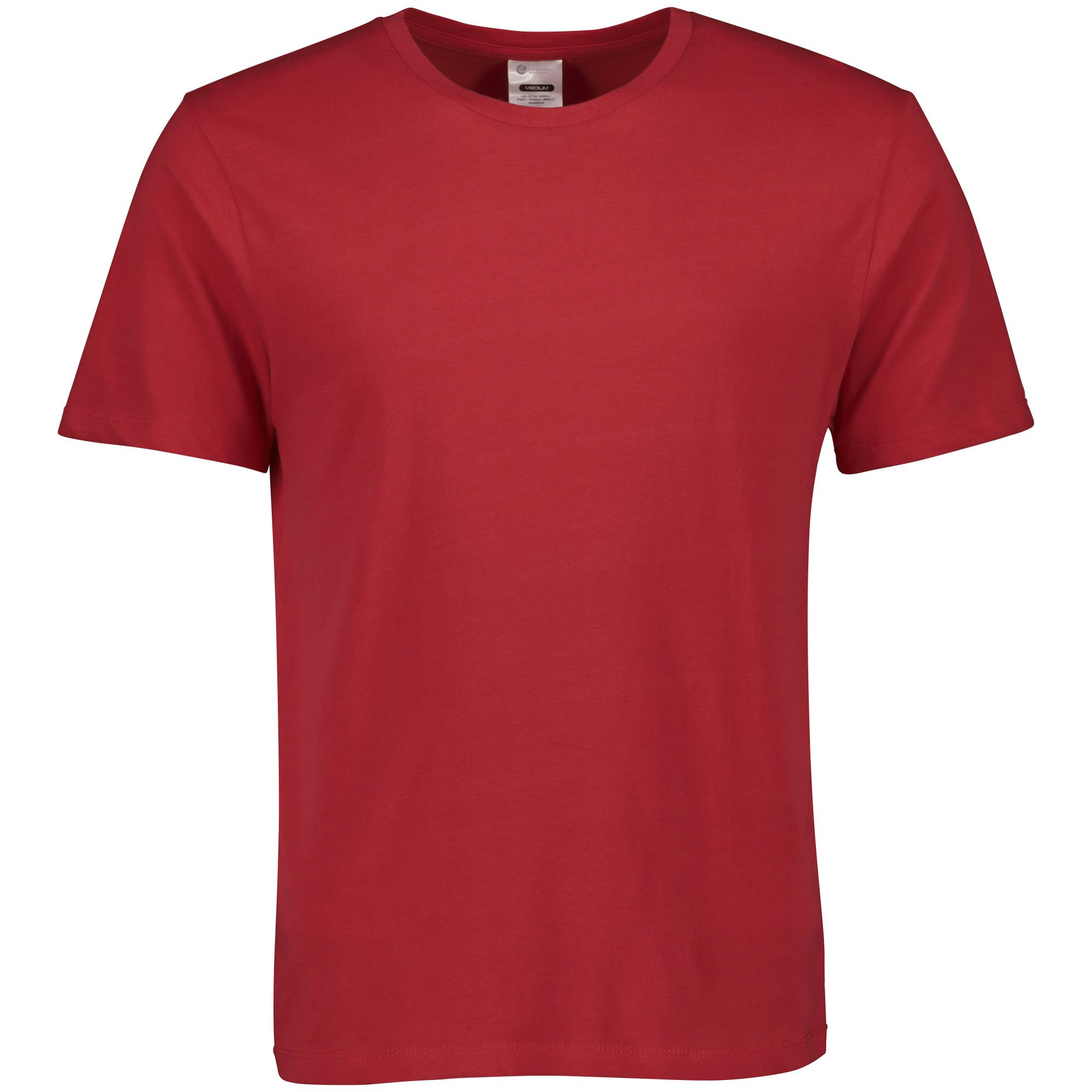 Basic Tee Usx CHINESE RED