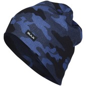 Camo Printed Wool Beanie USX DOLIVE
