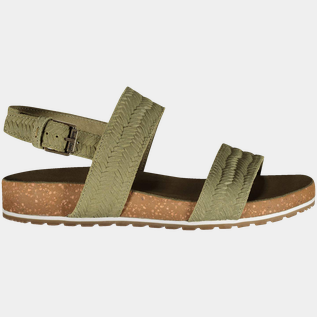 Malibu Waves 2-band Sandal, sandaler dame