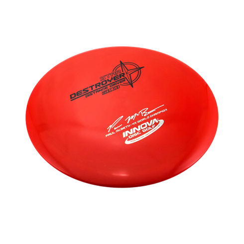 Star Driver Destroyer 165-169G, frisbeegolf