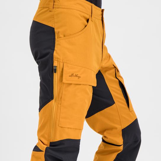Lundhags Traverse 2 Pant, turbukse herre yellow