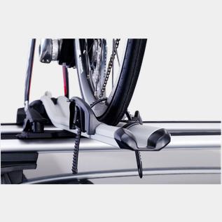 Thule Outride 561 takmontert sykkelstativ Grå Sykkelstativ til bil | XXL