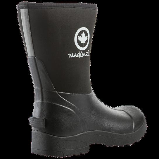 Mackenzie Ranger neoprene boot low, neoprenstøvler Svart