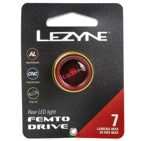 Femto Drive Rear Gold