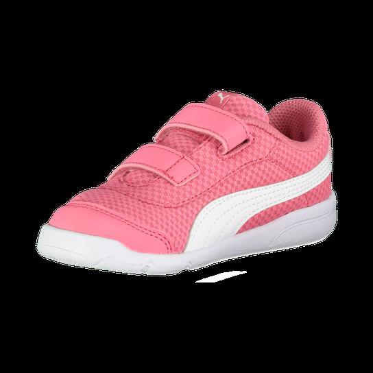 Puma Stepflex 2Mesh, fritidssko barn Rosa Fritidssko barn | XXL