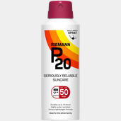 Continuous Spray SPF 50 - 150 ml, solkrem