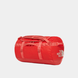 BASE CAMP DUFFEL - S JUICY RED/SPICED COR