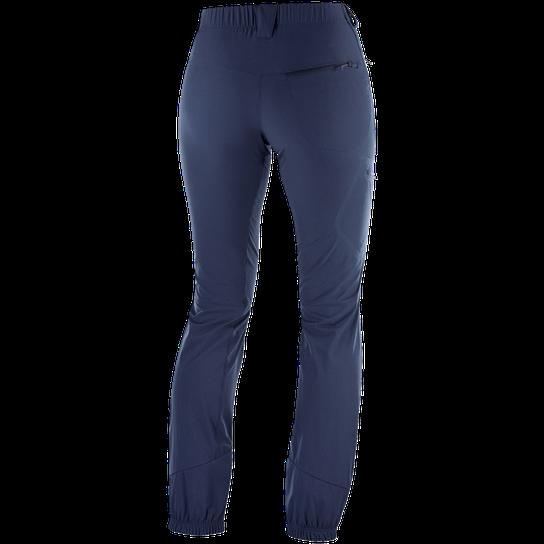 Ny sort Salomon alpin bukse for dame. | FINN.no