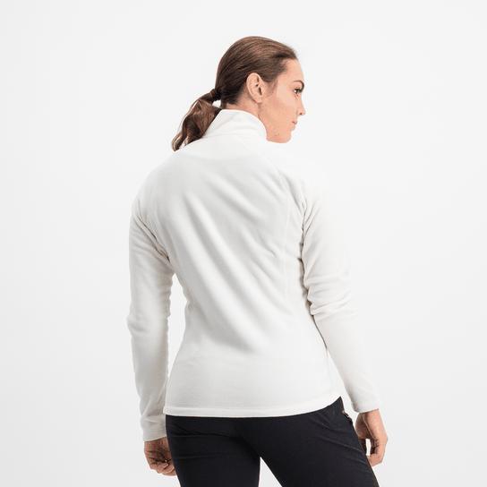 Haglöfs Pollux Jacket, fleecejakke dame Hvit Fleece | XXL