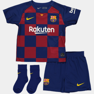 FC Barcelona Breath Kit Home 19/20, fotballkit barn
