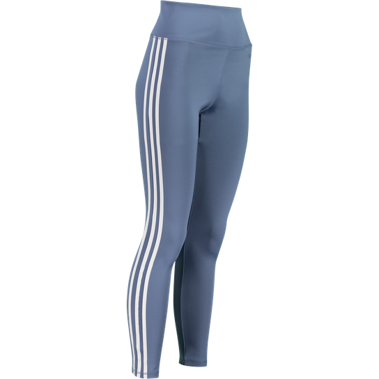 Designed To Move 3-Stripes High Rise Long Tight, treningstights dame