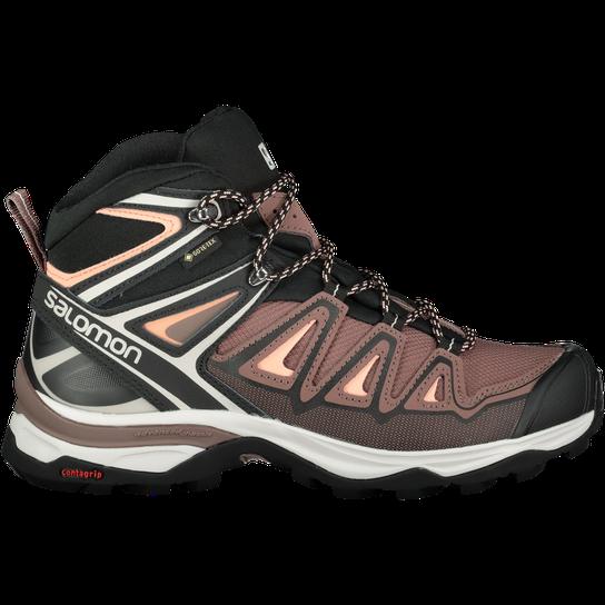 X Ultra Mid 3 Gore Tex, hikingsko dame
