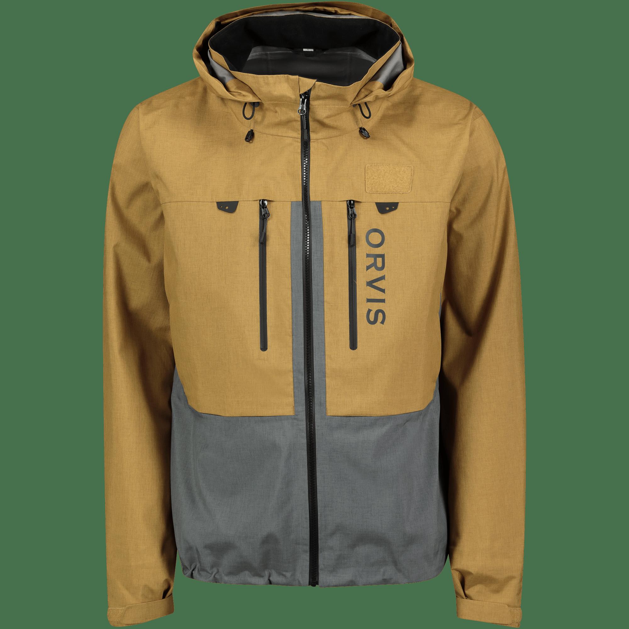 Orvis Pro Wading Jacket GrainAsh Jakke & Genser | XXL