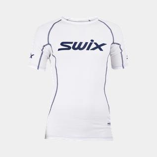 Swix RaceX Body Short Sleeve, t skjorte herre Hvit