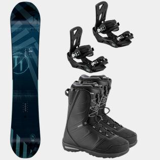 K2 Vandal Boa Barne Snowboard Støvel