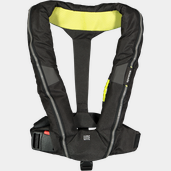 Deckvest Lite 170N Lifejacket Tropical White
